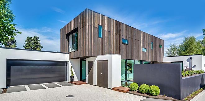 Christchurch architect design agency